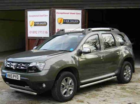 2015 dacia duster 1 5 d laureate 5dr car for sale