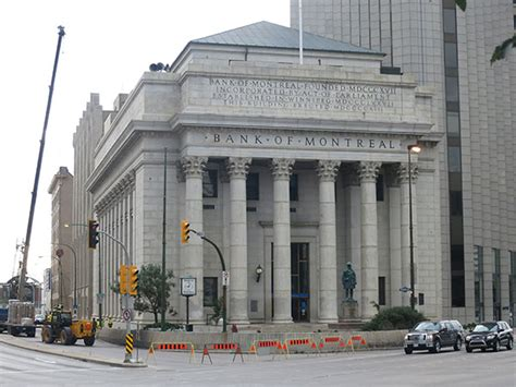 bank of montral historic of manitoba bank of montreal building 335