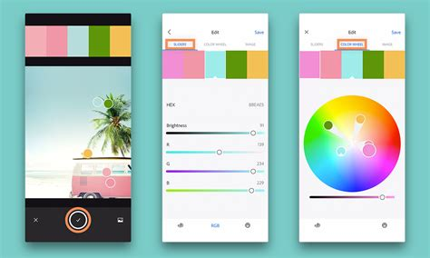 color capture capture brushes shapes colors and more on the go