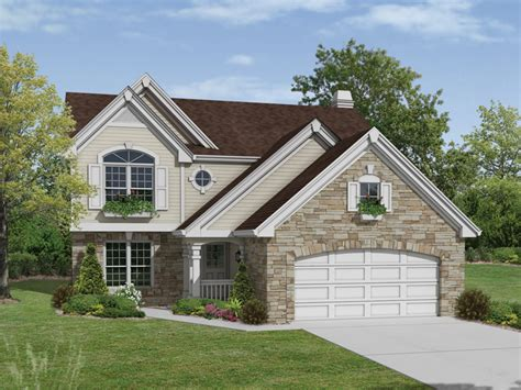 Houseplans And More by Clemens Landing Two Story Home Plan 007d 0138 House