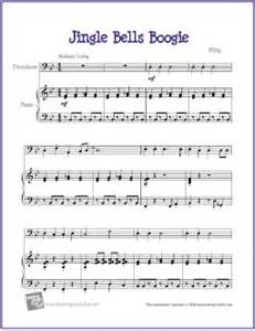Jingle bells boogie by andrew fling for beginner trombone solo with