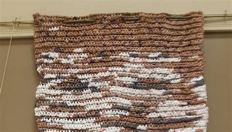 Plarn Sleeping Mats sleeping mats for the homeless on display heritage uu church