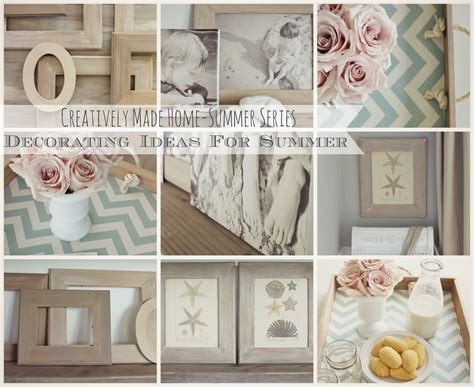 decorating ideas for summer e course giveway city farmhouse