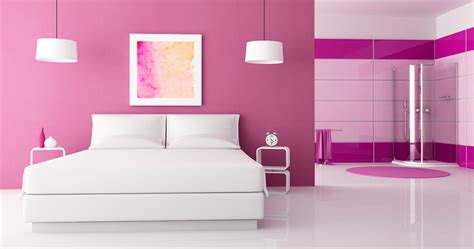 bedroom pink colour enliven your space with bright and subtle master bedroom