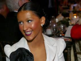 Aguilera Is An Oompa Loompa by Ditch The Orange Blogs Comment Express Co Uk