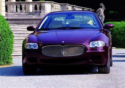 Maserati Used Car by Maserati Quattroporte 2003 2013 Carzone Used Car