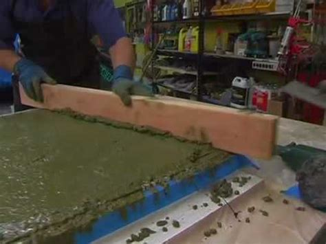Concrete Countertops Fu Tung Cheng by How To Make Concrete Countertops With Fu Tung Cheng