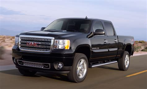 is a gmc a chevy pricing announced for 2011 chevy silverado hd gmc