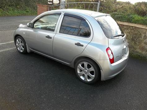 Frame Nissan March 2010 Up 2010 nissan march micra 1 2l manual