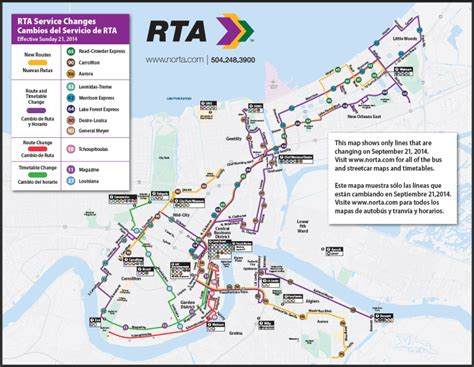 new orleans streetcar map trolley routes new orleans