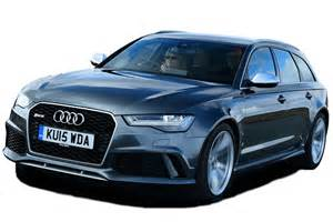 audi rs6 avant estate prices specifications carbuyer