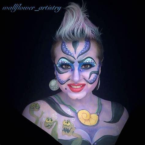 disney halloween costume  makeup ideas