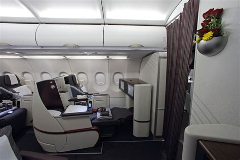 Qatar Airways Interior by Qatar Airways Class A330