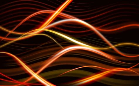 cool orange cool orange lines abstract wallpaper by unixwz0r