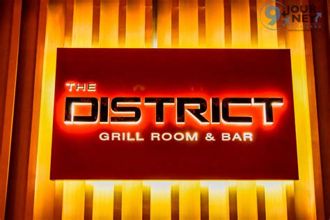 the grill room restaurant the district grill room bar 9journeythailand