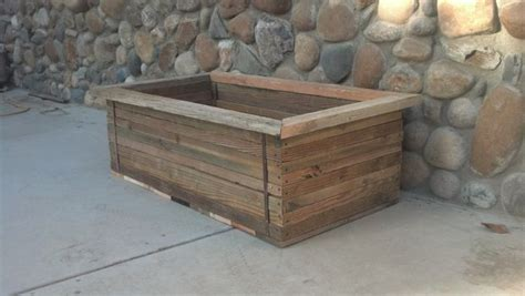reclaimed wood herb planter rustic herb by romanreclamation rustic western reclaimed wood planter