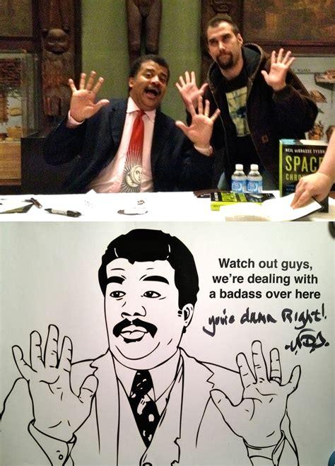Neil Degrasse Tyson Meme Badass - neil degrasse tyson meme