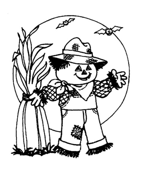 fall halloween coloring pages az coloring pages