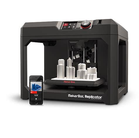 Printer 3d Stratasys Ceo David Reis The Future Of Desktop Printing Is Great Makerbusiness Makerbot