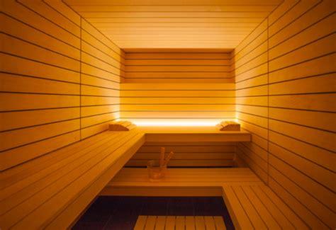 bauhaus sauna hochwertige sauna im minimalistischen bauhaus stil