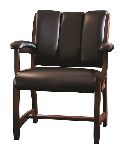Office Client Chairs amish edelweiss client office chair
