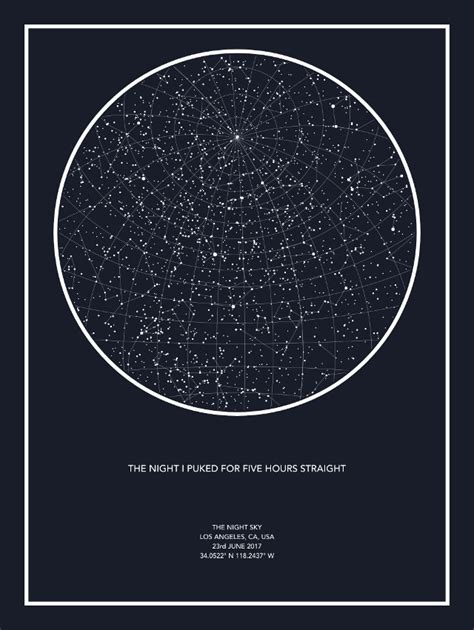 printable star map by date free star maps capture the night sky on the date and location