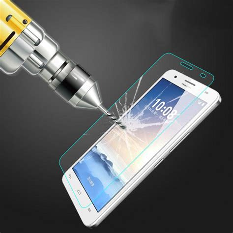 Tempered Glass Huawei 4c Anti Gores Kaca Oleophobic Coating 2 0 26mm tempered glass for huawei honor 8 7 6 plus