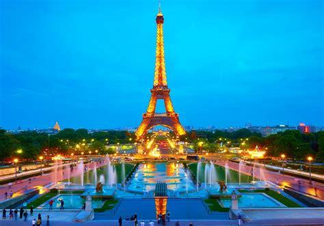 gambar menara eiffel paris pernik dunia
