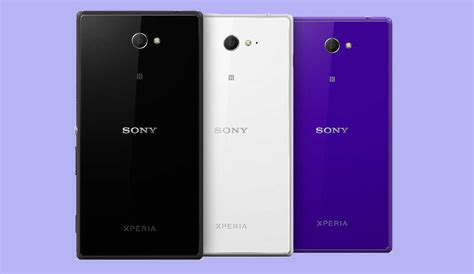 Xperia M2 Dual White the gallery for gt xperia m2 dual white