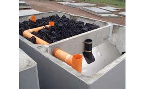 vasca imhoff funzionamento impianto fossa imhoff filtro percolatore anaerobico
