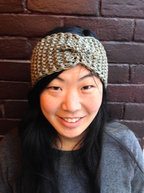 free pattern knitted headband i m with the band a knitted headband story the knit cafe