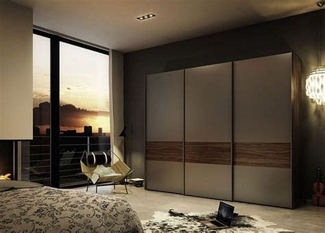 Black Glass Backsplash Bedroom Timber Modern Sliding Doors Wardrobe Smith