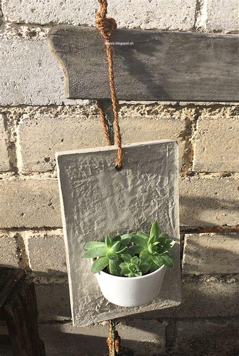 garten beton da h 228 ngt noch mehr im garten beton diy
