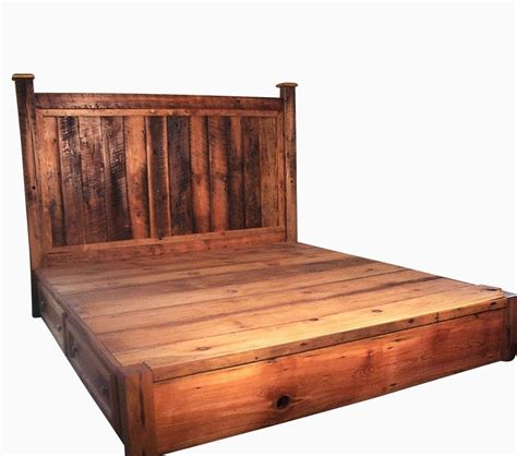 country style bed frames country style queen bed frames