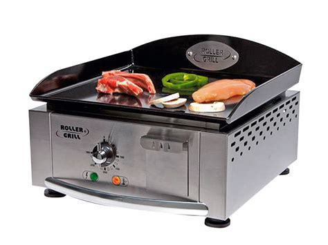 Plancha Electrique Roller Grill by Plancha 233 Lectrique Roller Grill Surface De Cuisson Et