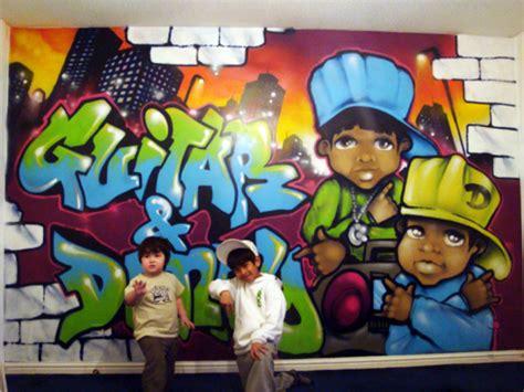 bboy graffiti art bedroom mural cardiff graffiti art murals
