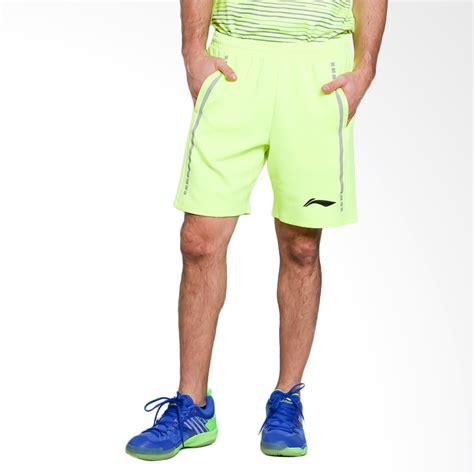 Celana Badminton A jual li ning celana badminton pria aksm487 3
