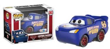 Lightning Mcqueen Pop Up Car Cars 3 Exclusive Lightning Mcqueen Pop Funko