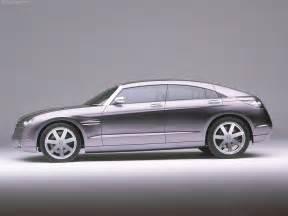 Chrysler Airflite Daily Concept Cars The 2003 Chrysler Airflite Concept