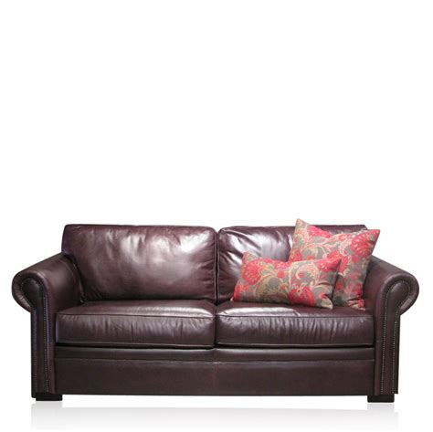 huntley australian leather sofa bed  sofa studio sydney
