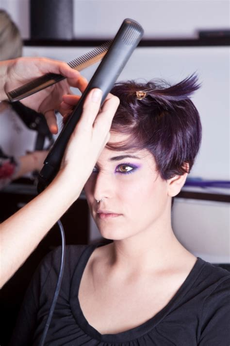 first styling at a professional hair salon hair care talk top secrets to styling hair like a pro