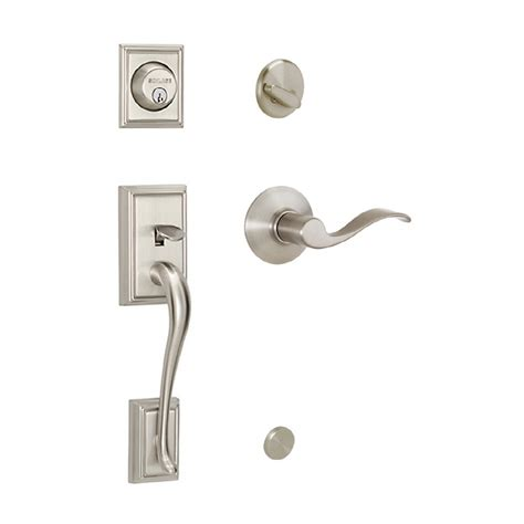 schlage front door lock schlage front door handle set shop schlage f x georgian