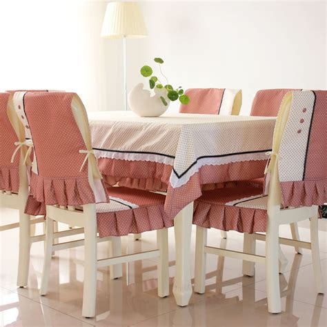 Cloth Dining Chair New Dining Table Cloth Tablecloth Dining Chair Covers Padded Upholstery Fabric Suit Garden Fresh