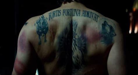 latin tattoo in john wick how to build john wick in the pathfinder rpg gamers