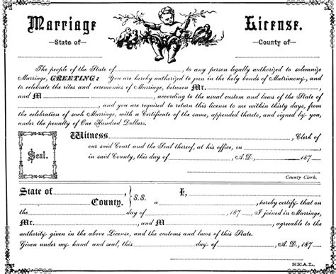 marriage license template free pin free marriage license templates hawaii dermatology