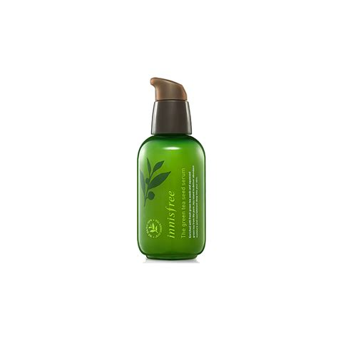 Innisfree New Green Tea Seed Serum Special Set innisfree green tea seed serum 80ml new upgrade free gifts ebay