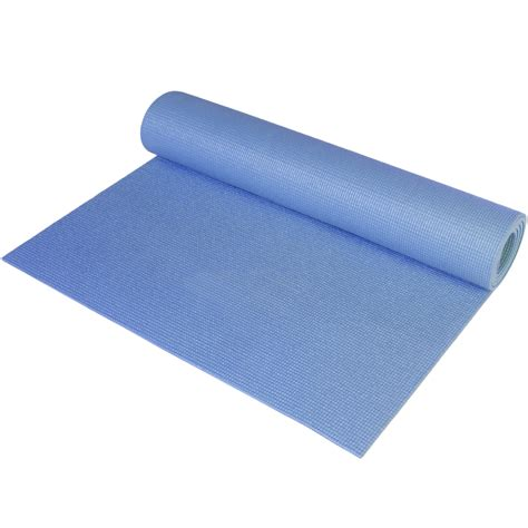Thick Mat by Tone Fitness 24 Quot X 68 Quot Mat 5mm Thick Walmart