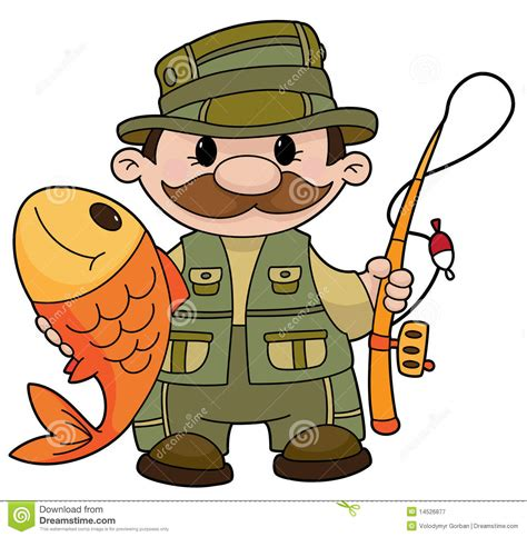 Fisherman Clipart fisherman clipart