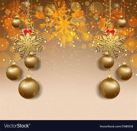 merry christmas  happy  year  wallpaper vector image