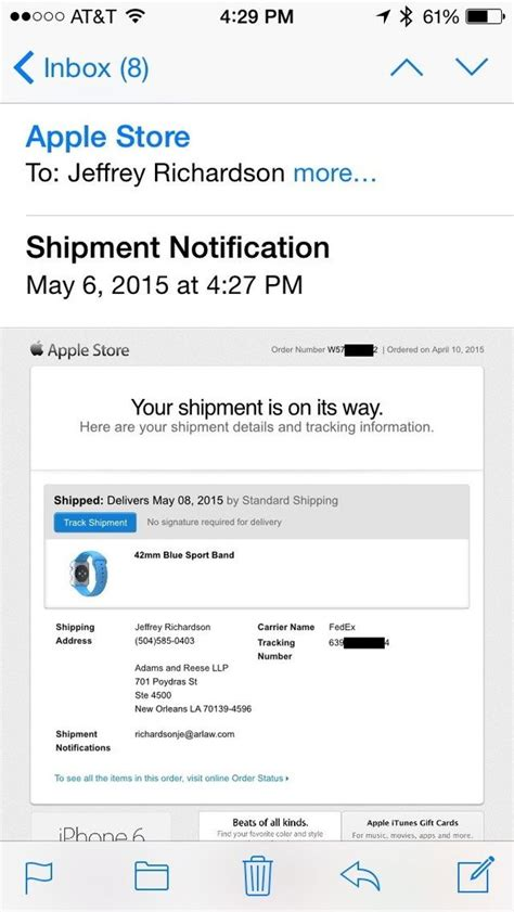 iphone j d review deliveries track your packages on the iphone and apple iphone j d